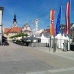 Rathausplatz, St. Pölten